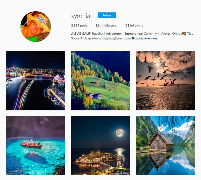 artistic instagram accounts