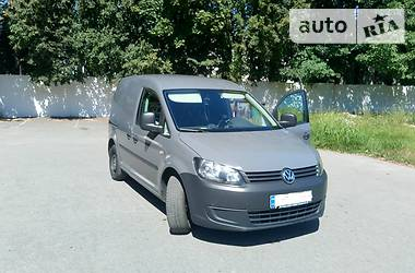 Volkswagen Caddy груз. 2013